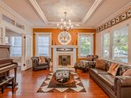 Gorgeous Historic Home in Downtown Raleigh.