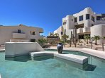 This Mediterranean-style resort is perfect for you next Cabo San Lucas getaway!