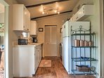 Prepare all of your favorite meals in the fully equipped kitchen.