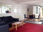 Lounge living area