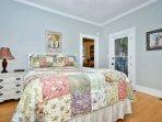 Serene Bedroom, Luxurious Linens & Mattress