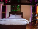 Deluxe Double King Bed