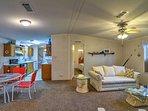 Nuovi arredi e comfort moderni ospitare 6 persone per una breve Florida.