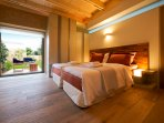 Bedrooms with twin beds