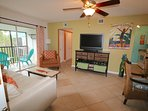 Welcome to your Siesta Key Condo, where you can walk right over to the #1 Beach in America