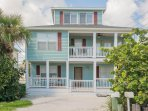 1800 Hill St. Beautiful home just steps from the beach.