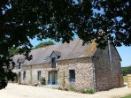 Beautiful stone gite in rural Brittany