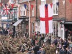 Bridlington Old town 1940 Festival