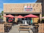 Hotlips Pizza - .5 miles from Sumner Guest House