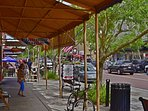 Old Town Sanford, charming galleries, pubs and restaurants