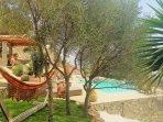 Maison de vacance à la campagne , proche de la mer ( à  4 kms du Golfe de Lava et de ses plages) .