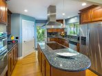 Fully Equipped Kitchen - Upper Level