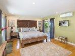 2nd Bedroom with Ocean View - Upper Level