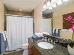 2nd Bathroom - Upper Level
