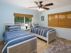 3th Bedroom (2 Twin Beds) - Lower Level