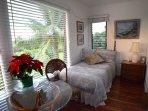 Garden Room Twin Bed Area