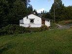 VESLESTUA - a house along riksvei 21 Østfold. Between Töcksfors & Bjørkelangen. 200 m from Akershus