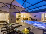 Tivoli Paradise - Boutique Luxury Pool/Spa House w Lake View in Central Naples