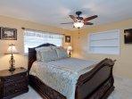 Fourth queen bedroom