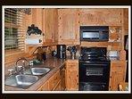 Kitchen / main level