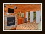 King bedroom / main level