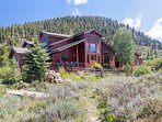 Luxury single family home in a beautiful setting on 3.5 acres
