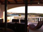 The Garden of Elaïs - Garden lounge - Sea view