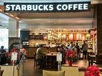 Starbucks in the Lobby
