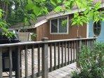 Wooded Cottage #4 Adjacent to Autumn Lake