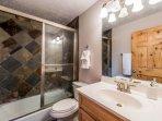 Master Bathroom w Large Vanity / Updated Shower & Bath