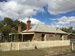 1860 Miners Cottage In Burra South Australia Close to Main Street and 30 Min drive to Clare