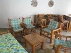 Tiki bar furniture