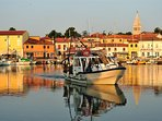 Novigrad 20 km from us