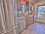 Fully Equipped Kitchen 1 on Lower Level