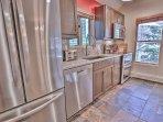 Lower Kitchen of Park City Ultimate Estate