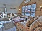 Upper Level 2nd Living Room