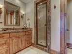 Master Suite 2 Bath with Shower