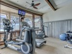Silver Star Communal Fitness Room