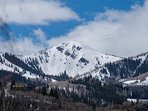 View from Deer Valley Nordic Village