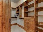 Bedroom 4 Walk-In Closet