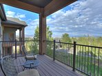 Beautiful Deck Views