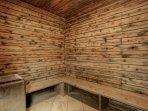 Common Area Sauna
