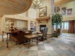 Silverado Lodge Lobby