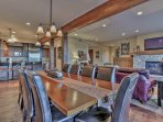 Park City Silver Star (ski in/Ski out)- Dining Room