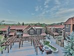 Park City Silver Star (ski in/Ski out)-Exterior View from Private Deck