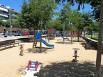 children´s playground within a 5-minutes-walk