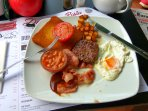 Some great fry up's in town  around €5 with tea or coffee
