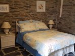 Master Bedroom - Double bedroom on ground floor with wardrobe and chest of drawers.