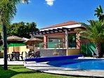 Ajijic/San Antonio Tlayacapan, Casa Hamacas/Hamacas House