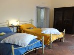 A room with two single beds apartment located in a quiet place close to Sorrento and Positano vrbo